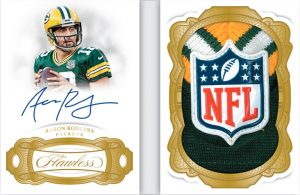 Vetran Booklets Autos Aaron Rodgers
