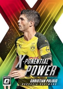 X-Ponential Power Christian Pulisic