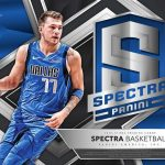 2018-19 Panini Spectra Basketball