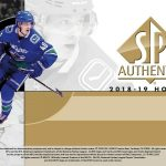 2018-19 SP Authentic