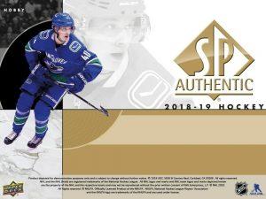 2018-19 SP Authentic