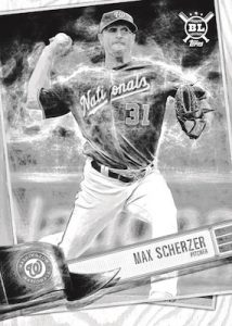 Base Artist Rendition Max Scherzer