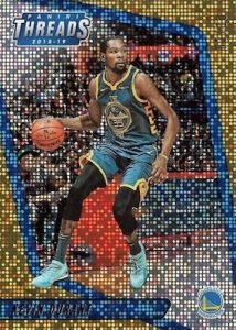 Base Dazzle Gold Kevin Durant
