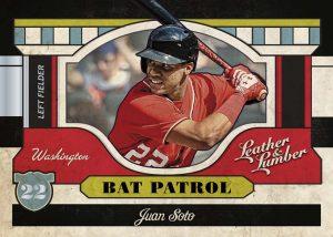 Bat Patrol Juan Soto