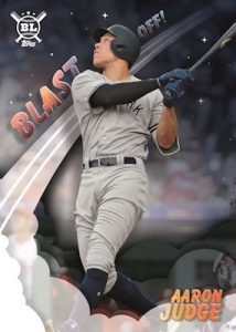 Blast Off! Aaron Judge