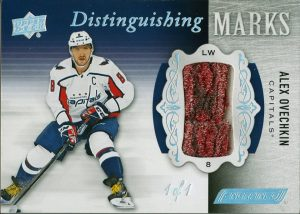 Distinguishing Marks Alex Ovechkin