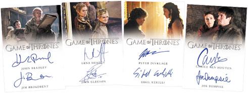 Dual Autographs