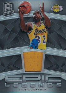 Epic Legends Relics Magic Johnson
