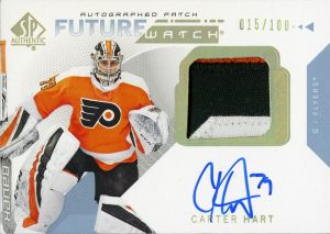 Future Watch Limited Patch Auto Carter Hart