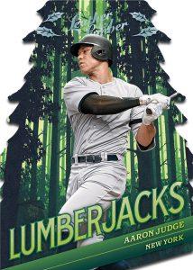 Lumberjacks Aaron Judge