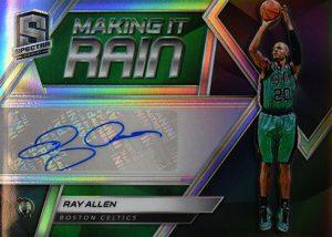Making it Rain Auto Ray Allen