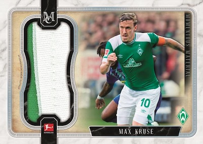 Momentous Material Prime Patch Max Kruse