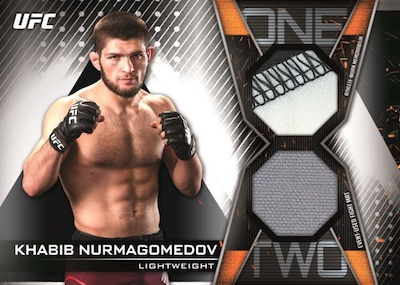 One-Two Combination Relics Khabib Nurmagomedov
