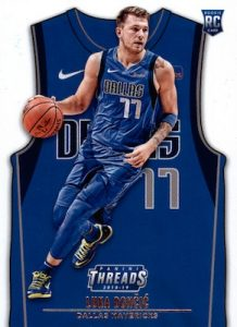 Rookies Base / SP Jersey Luka Doncic