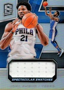 Spectacular Swatches Joel Embiid