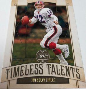 Timeless Talents Jim Kelly