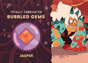 Totally Fabricated Bubbled Gems Jasper