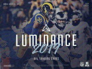 2019 Panini Luminance