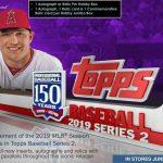 2019 Topps Series 2 Baseball