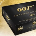 2019 UD 007 James Bond Collection