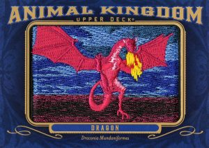 Animal Kingdom Manufactured Patch Dragon