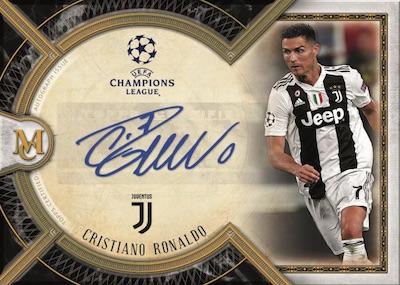 Archival Auto Cristiano Ronaldo