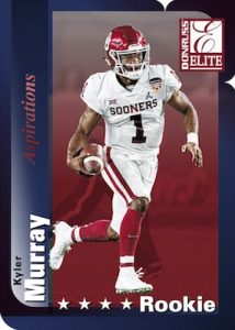 Aspirations Rookie Kyler Murray