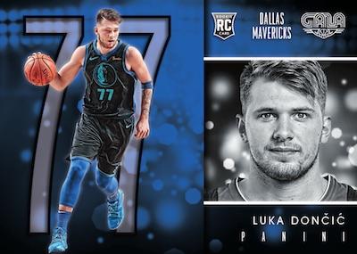 Base Gala Rookies Luka Doncic