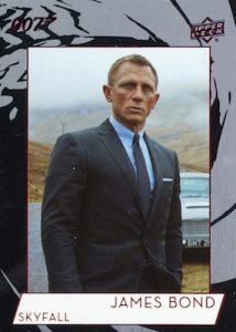 James Bond Collection Autograph Card A-EN Michael Madsen as Damian Falco
