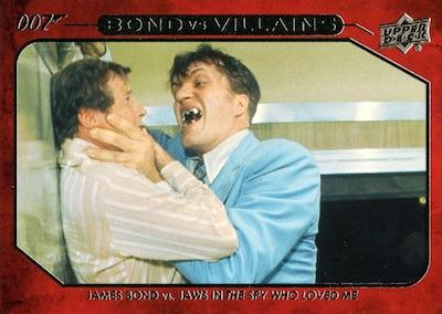Bond Vs. Villians Jaws