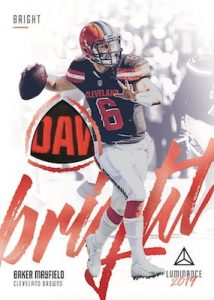 Bright Beginnings Materials Baker Mayfield
