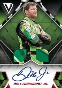 Dual Swatch Signatures Dale Earnhardt Jr