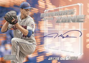 Emperors of the Zone Auto Jacob DeGrom