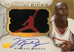 Exquisite Collection Signature Kicks Michael Jordan