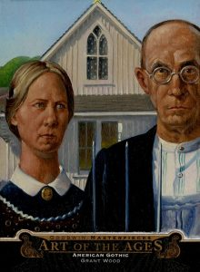 Goodwin Masterpieces Art of the Ages American Gothic