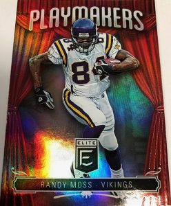Playmakers Randy Moss