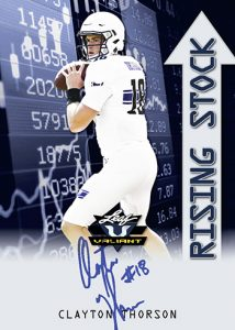 Rising Stock Auto Clayton Thorson