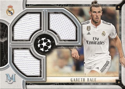 Single Player Triple Relics Gareth Bale