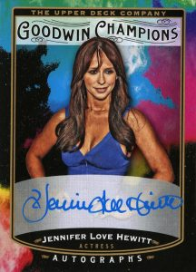 Splash of Color Auto Jennifer Love Hewitt