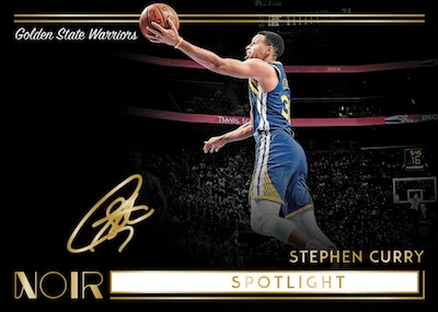 Spotlight Signatures Horizontal Stephen Curry