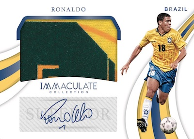 Superior Swatch Signatures Ronaldo
