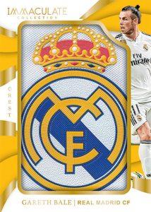 Team Crests Gareth Bale