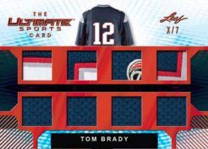 The Ultimate Card Tom Brady MOCK UP