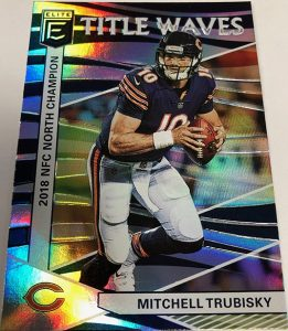 Title Waves Mitchell Trubisky