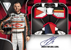 Triple Swatch Auto Austin Dillon
