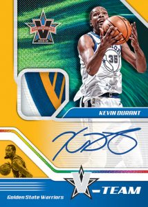 V-Team Signature Swatch Kevin Durant