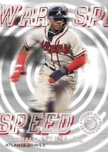 Warp Speed Ronald Acuna jr