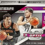 2018-19 Panini Contenders Optic Basketball