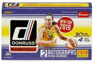 2019 Donruss WNBA