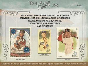 2019 Topps Allen & Ginter